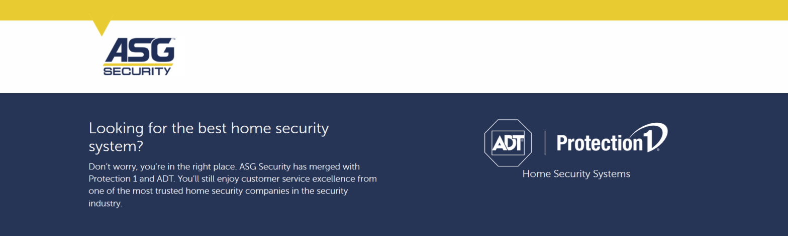 ASG Home Security Company