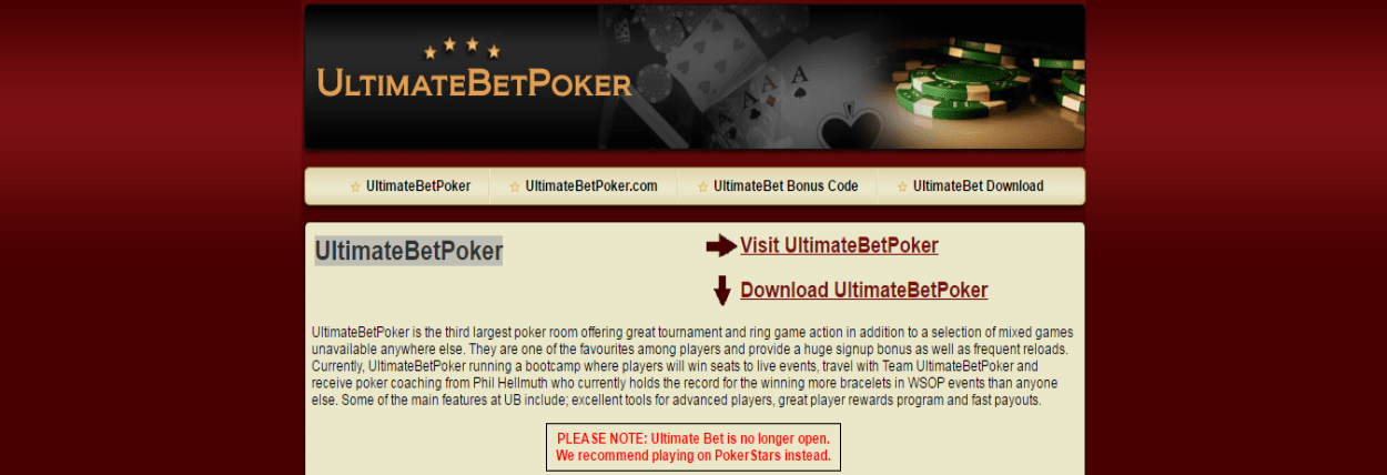 UltimateBetPoker  Number