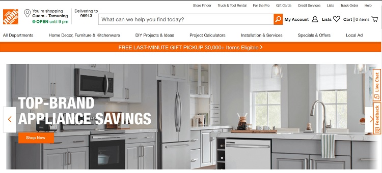 The Home Depot Number Contact Phone Number Support Email Fax Address Is Open Today