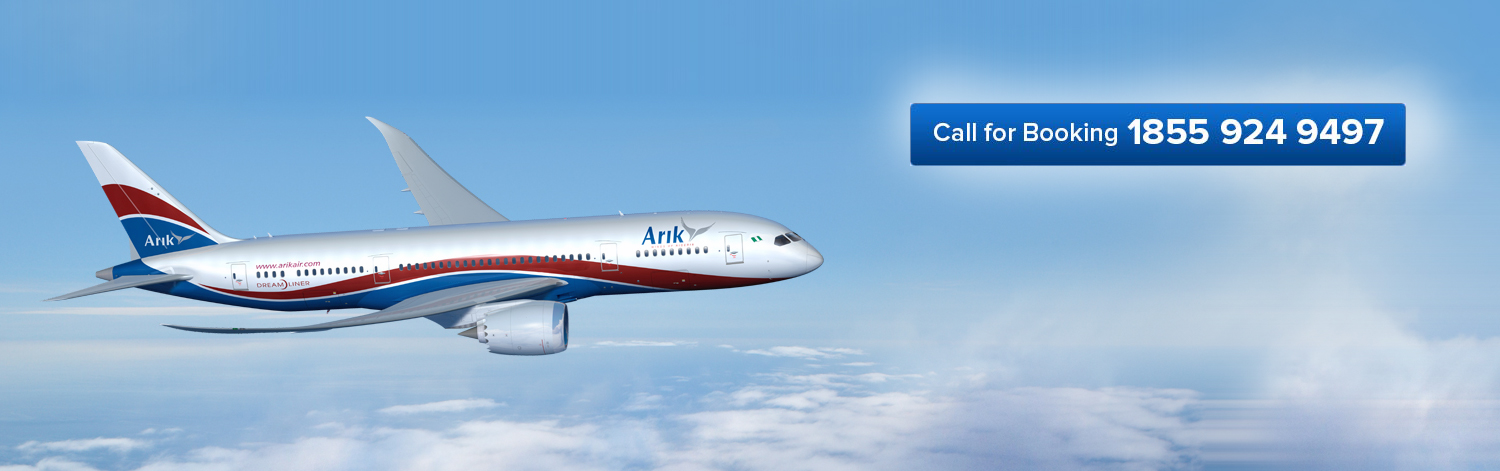 Arik Air Reservation Phone Number (800) 927-7989