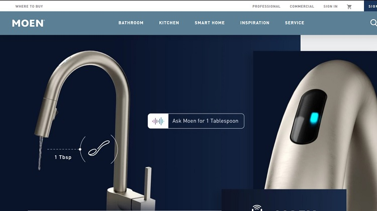 Moen Faucets (800) 289-6636  Phone Number, Email, Address