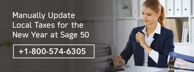 Sage 50 Manual New Year Tax Table Update