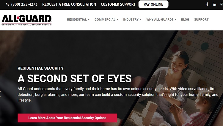All-Guard Alarm Systems, Inc.