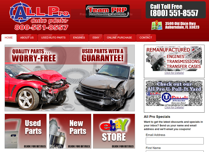 all-pro-used-auto-parts