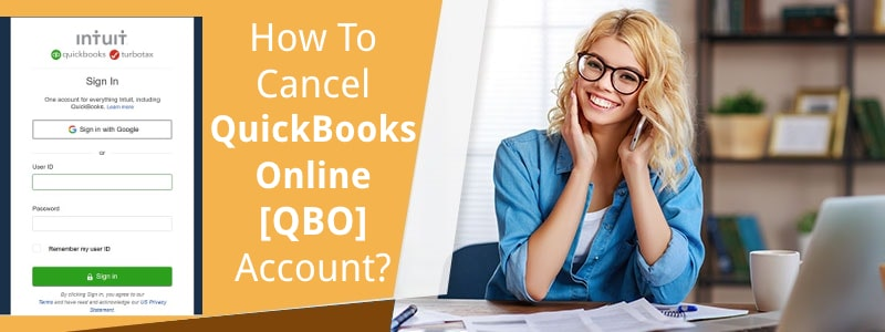 QuickBooks Online Cancel Subscription
