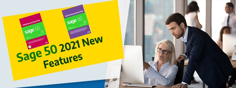 Sage 2021 Year Accounting Software
