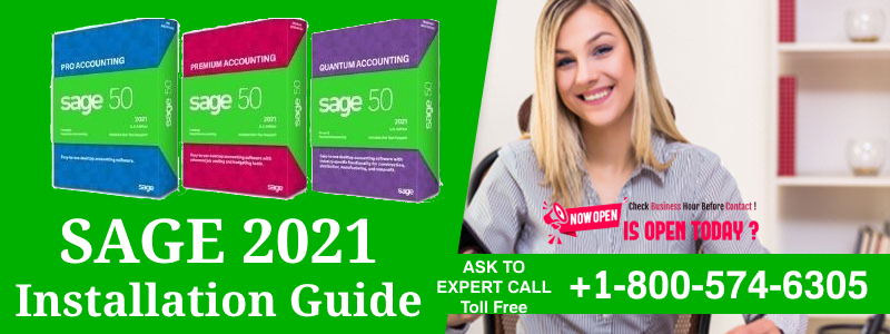 Sage 2021 Install Instruction & Guide Online