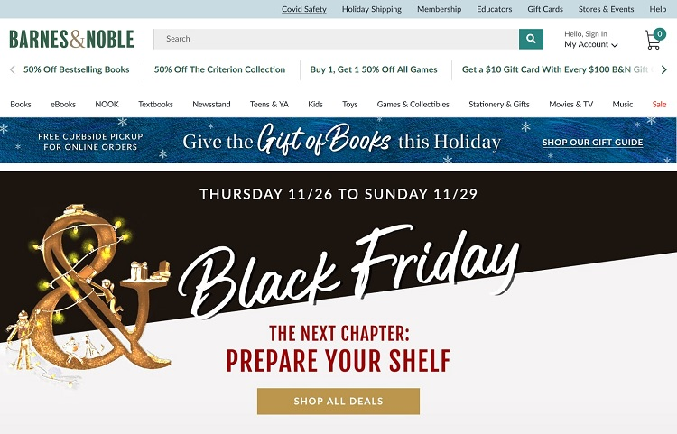 B&N Membership Cancel