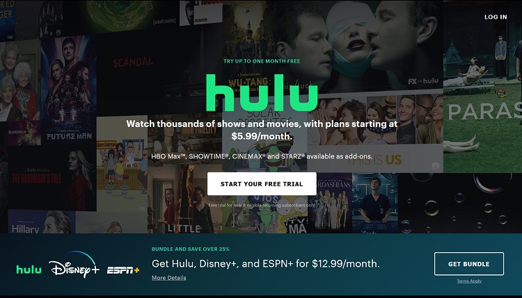 Hulu Cancel Subscription
