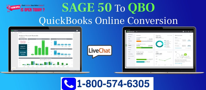 Switching From Sage 50 To QBO