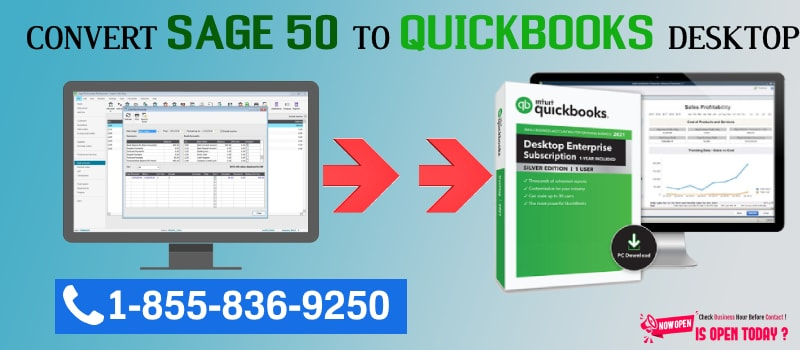 Process Converting Sage 50 Data To QuickBooks