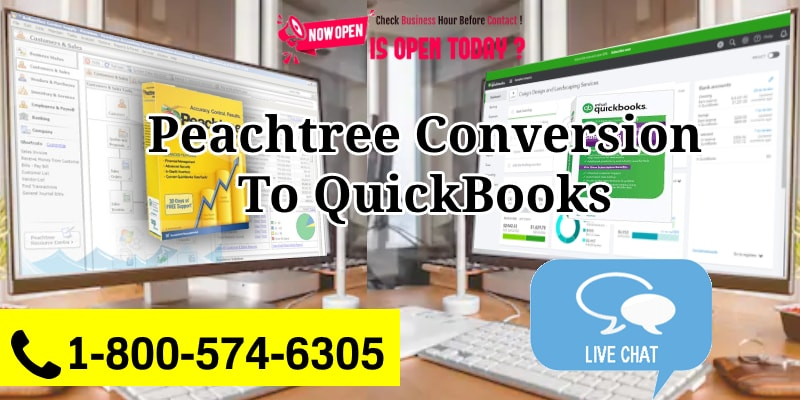 Process For Converting Peachtree To QuickBooks