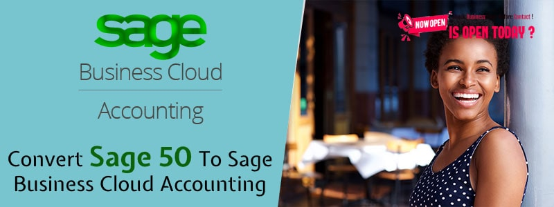Migration Process Sage 50 To Sage Business Cloud