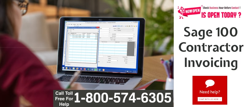 How To Do In Invoicing Sage 100 Contractor